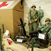 Korea diorama 1952 MASH guard post