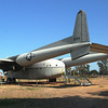 Fairchild C119C Flying Boxcar rr lf