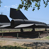 Lockheed SR-71 Blackbird rr rt
