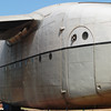 Fairchild C119C Flying Boxcar fuselage rr lf