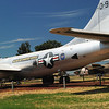 Boeing WB50 Superfortress rr lf