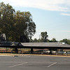 Lockheed SR-71 Blackbird side rt