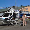Eurocopter AS-350B-3 CHP ft lf