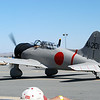 Vultee BT-15 N67629 modified to look like Aichi D3A Val for Tora! Tora! Tora! AI-201 rr lf
