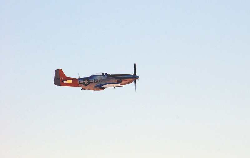 North American P51D Mustang side rt