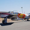North American P-51D Mustang NL151D Jelly Belly side  lf