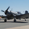 Vought F4U Corsair N83782 17799 ft lf