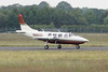 Piper PA-60 Aerostar N6893Y.<br /> By Clive Featherstone.
