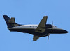 LinksAir Jetstream 31, G-GAVA  - next stop Ronaldsway By Correne Calow.