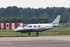 Piper PA-31T Cheyenne II, N36TW<br /> By Clive Featherstone.