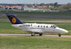 Lufthansa Flight Training, Cessna 525 Citation CJ1+, D-ILHA By Nick Bee.