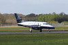 LinksAir Jetstream 31, G-GAVA  arrives from Belfast By Clive Featherstone.