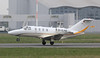 Lufthansa Flight Training Cessna 525 CitationJet CJ1+ D-ILHB departed just after 10am. By Jim Calow.