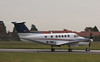 Beech 250 Super King Air, M-WATJ<br /> By Correne Calow.