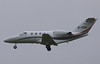 Star Wings Cessna 525 Citation CJ1, D-ITIP<br /> By Correne Calow.