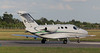 London Executive Aviation Cessna 510 Mustang G-LEAB awaits its passengers.<br /> By Jim Calow.