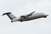 AirGO Flugservice GmbH, Piaggio P180 D-INKY departs <br /> By Clive Featherstone.