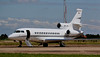 Venair Falcon 7X, M-LJGI.<br /> By Correne Calow.