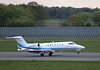 Gama Aviation, Learjet 45, G-XJET<br /> By Clive Featherstone.