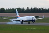 SunExpress, 737-800, TC-SNO<br /> By Clive Featherstone.