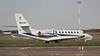 Cessna Aircraft Co, Cessna 680 Citation Sovereign N541SV was first registered in February this year.<br /> By Jim Calow.