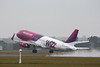 Wizz Air, A320, HA-LYK<br /> By Clive Featherstone.
