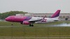 Wizz Air A319 HA-LYB.<br /> By Jim Calow.