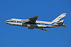 Volga-Dnepr AH-124-100 departing from San Francisco KSFO