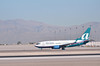 N337AT AirTran Airways Boeing 737-7BD  McCarran International Airport Las Vegas,