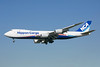 JA13KZ. Boeing 747-8KZF SCD. All Nippon Cargo. Los Angeles. 110213.