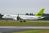 YL-BDB. Boeing 757-256. Air Baltic. Dusseldorf. 300613.