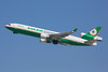 B-16110. McDonnell Douglas MD-11F.Eva Air Cargo. Los Angeles. 120913.