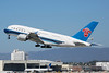 B-6138. Airbus A380-841. China Southern Airlines. Los Angeles. 220913.