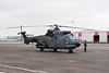 S-453. Eurocopter AS 532UC Cougar. Netherlands Air Force. Prestwick. 090414.