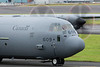 130609. Lockheed Martin CC-130J-30 Hercules. Canadian Air Force. Prestwick. 270714.