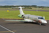 N151GA. Gulfstream G150. Private. Prestwick. 300614.