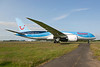G-TUIA. Boeing 787-8. Thomson Airways. Prestwick. 260613.