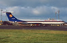 RA-86515. Ilyushin Il-62M. Moscow Airways. Prestwick. November 1994.