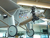 Replica Spirit of St Louis - Up close engine & landing gear