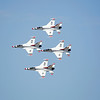 US Air Force Thunderbirds at Thunder in the Valley II