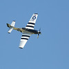 Quick Silver P-51D Mustang at Thunder in the Valley II