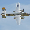 Commemorative Air Force B-25 at Thunder in the Valley II
