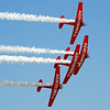 AeroShell Aerobatic Team at Thunder in the Valley II