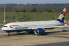 G-VIIL. Boeing 777-236/ER. British Airways. Gatwick. 260203.