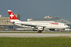 HB-IQK. Airbus A330-343. Swiss Airlines. Miami. 270904.