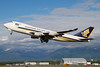 9V-SFN. Boeing 747-412F/SCD. Singapore Airlines Cargo. Anchorage. 230610.