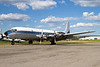 N90251. Douglas DC-7C. Brooks Air Fuel. Fairbanks. 240610.