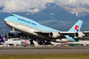 HL7608. Boeing 747-4B5(BCF). Korean Air Cargo. Anchorage. 270610.