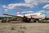 N96358. Douglas C-54R Skymaster. Brooks Air Fuel. Fairbanks. 230610.