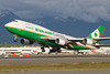 B-16462. Boeing 747-45E(BDSF). Eva Air Cargo. Anchorage. 270610.